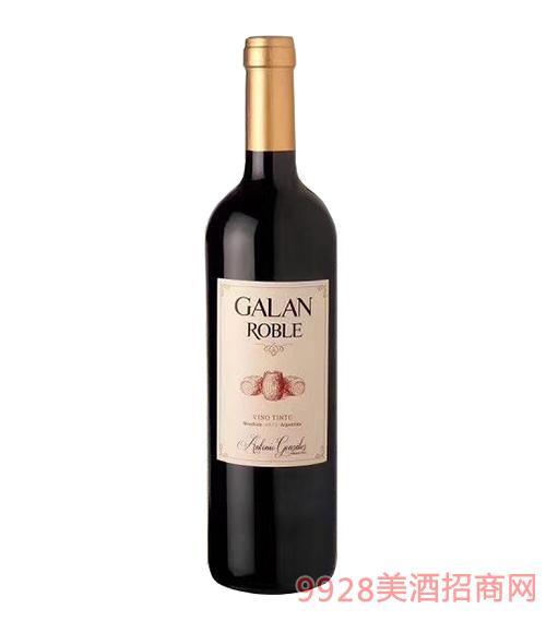 格兰姆橡木王干红葡萄酒750ml