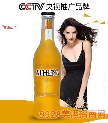 雅典娜橙味伏特加鸡尾酒