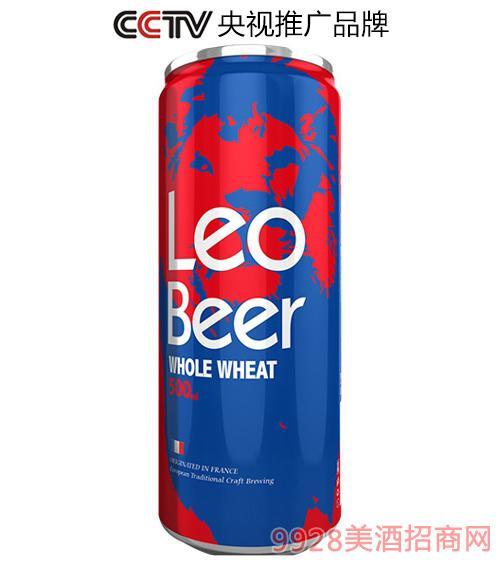 狮派啤酒罐装