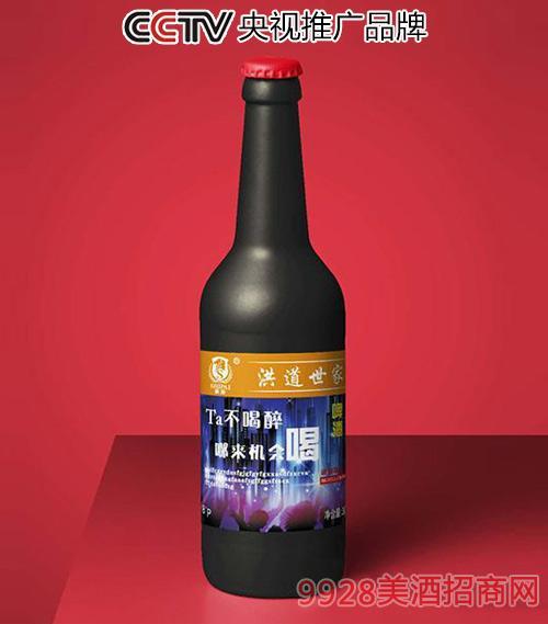 洪道世家啤酒