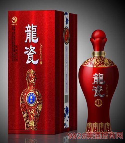 龙瓷酒(红盒)500ml