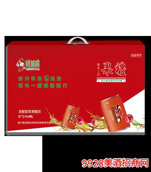 美域高苹果醋246mlx8