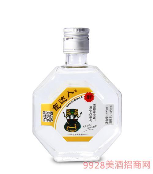包達人淡雅高粱酒41度128ml