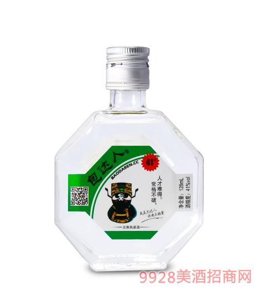 包達人淡雅高粱酒(綠)41度128ml