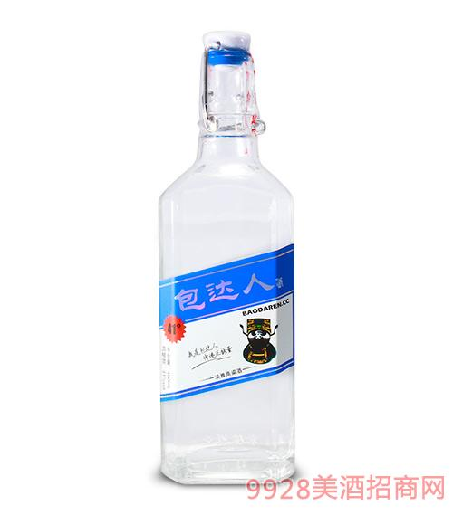 包�_人淡雅高粱酒41度480ml