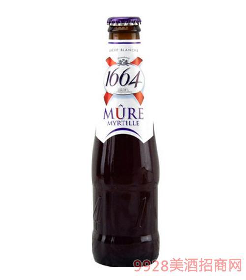 1664啤酒250ml�{莓味