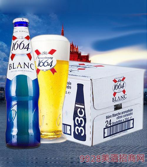 1664白啤330ml