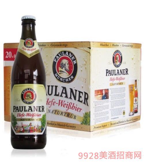 柏��瓶白啤500ml