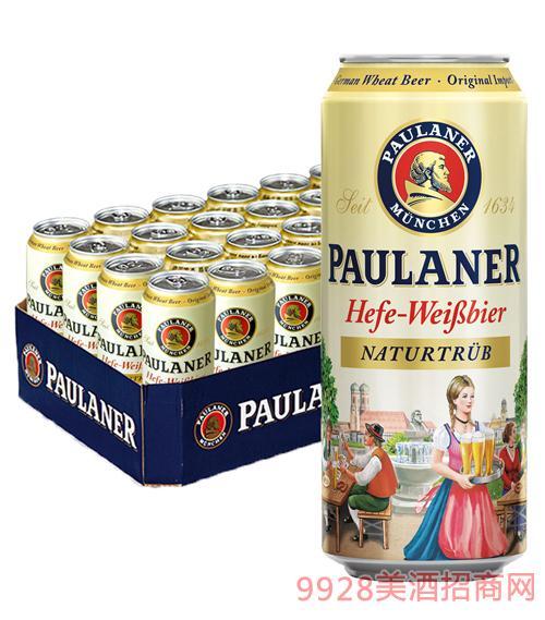 柏��白啤500ml罐�b