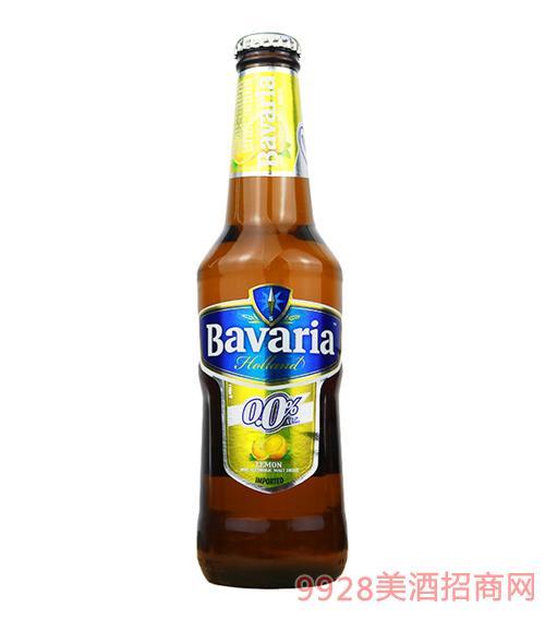 宝华利啤酒柠檬