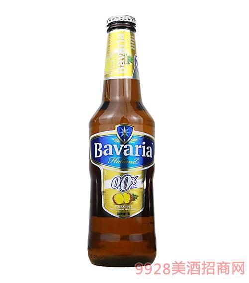 宝华利啤酒菠萝