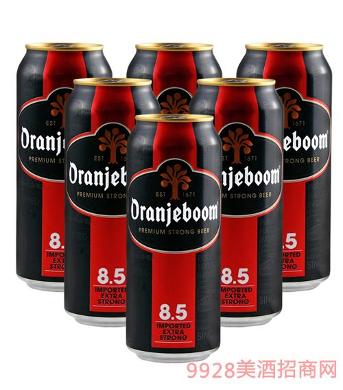 橙色炸��啤酒8.5度
