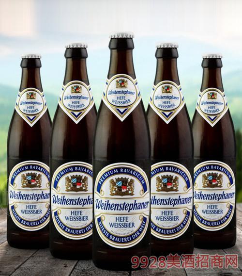 �S森白啤500ml