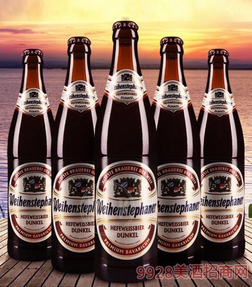 �S森黑啤酒500ml