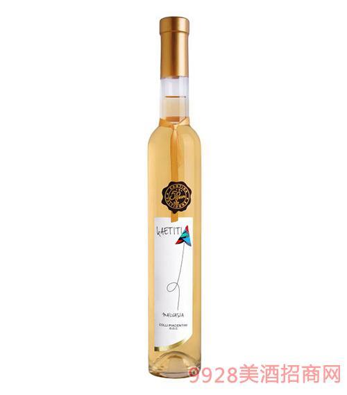 意大利风彩甜白葡萄酒