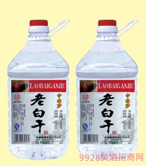 中国梦老白干酒52度4500mlx4