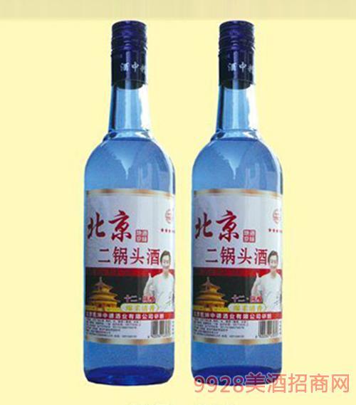 北京二锅头酒43度750mlx12