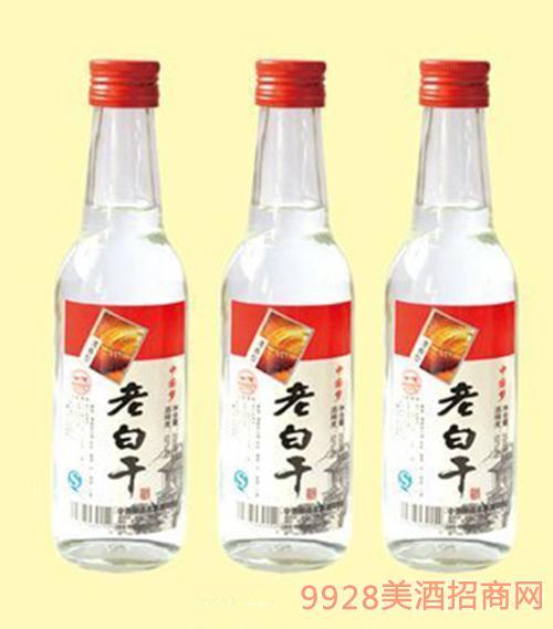 老白干酒250mlx20