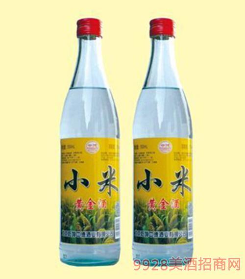 小米黄金酒42度500mlx12