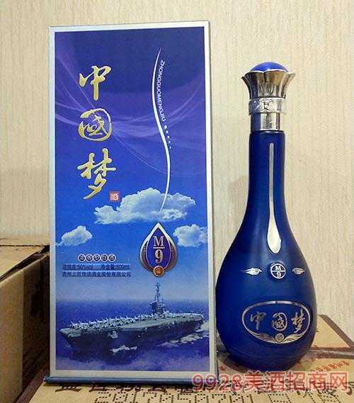 中国梦酒M9-50度500ml