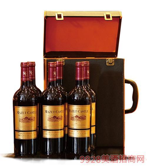 法国马西庄园葡萄酒