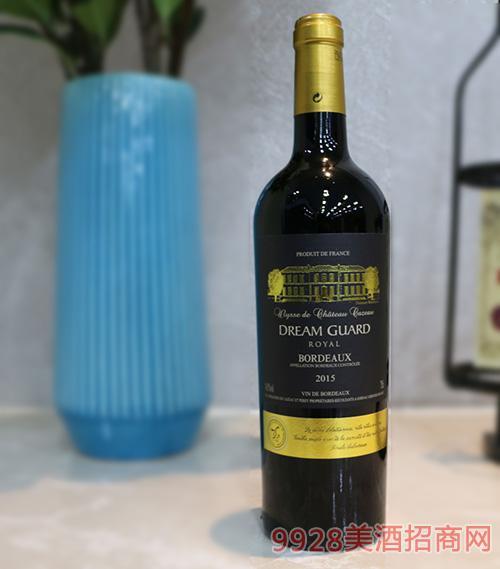 君·卡特皇爵干红葡萄酒