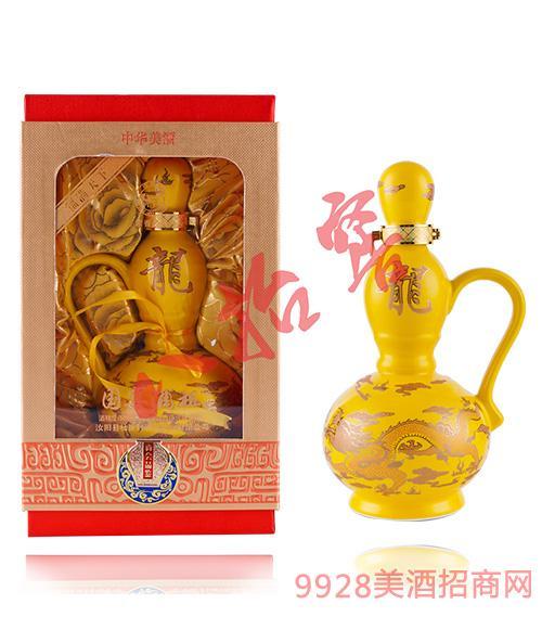 八抬窖•国宴酒祖50度500ml黄