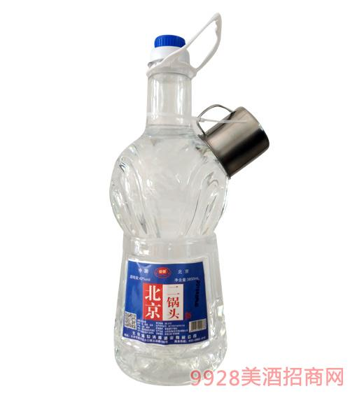 京景北京二锅头42度3850ml
