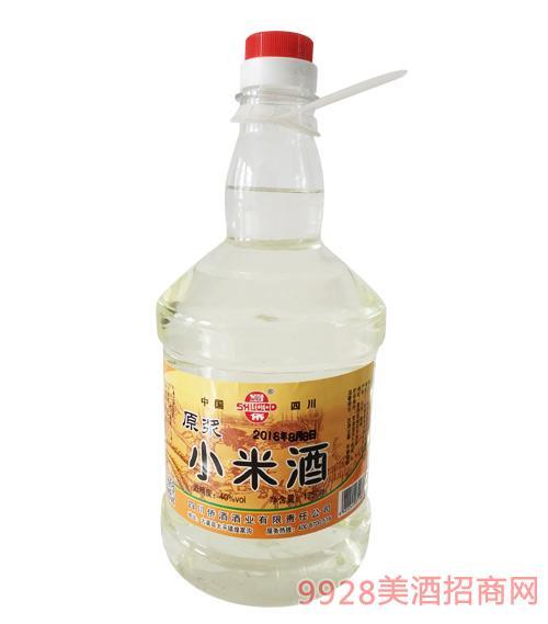 蜀侨原浆小米酒40度1750ml