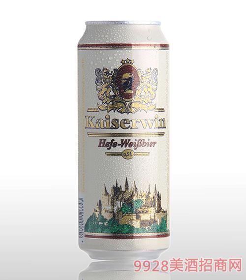 德国凯撒白啤11.7°P500ml