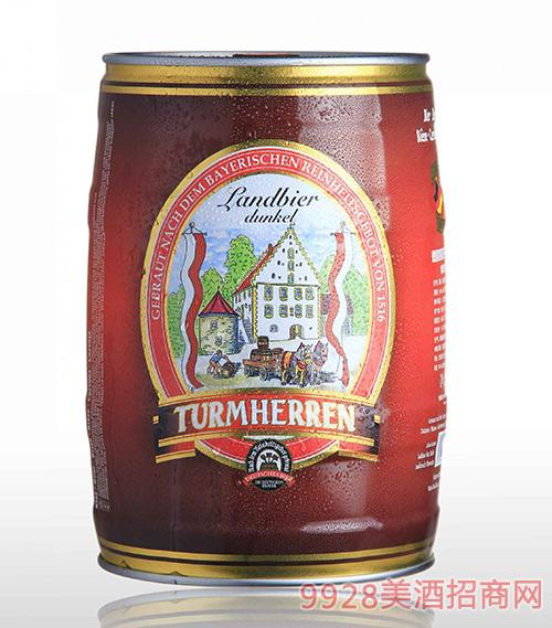 德国凯撒托姆黑啤12.7°P5Lx2