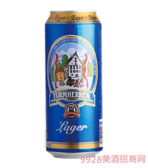 德国凯撒托姆黄啤酒11.5°P500mlx24