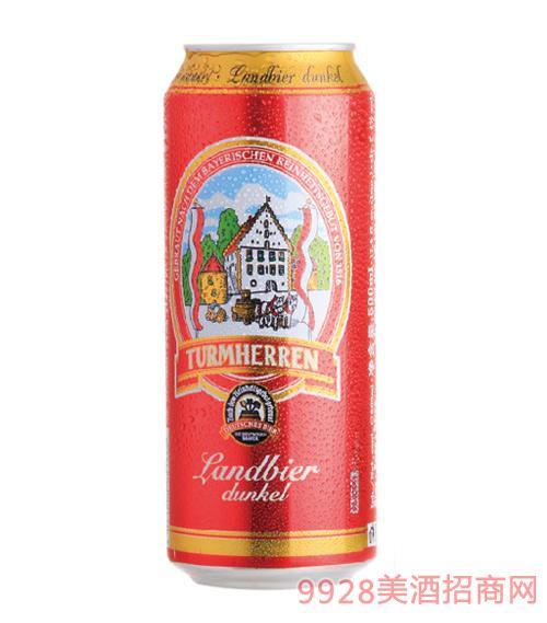 德国凯撒托姆黑啤11.7°P500mlx24