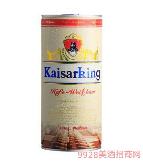 凯撒王白啤酒11°P1L
