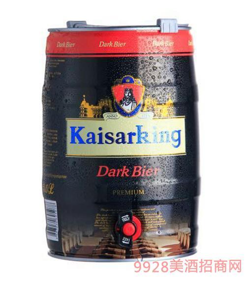 凯撒王黑啤酒12.5°P5L