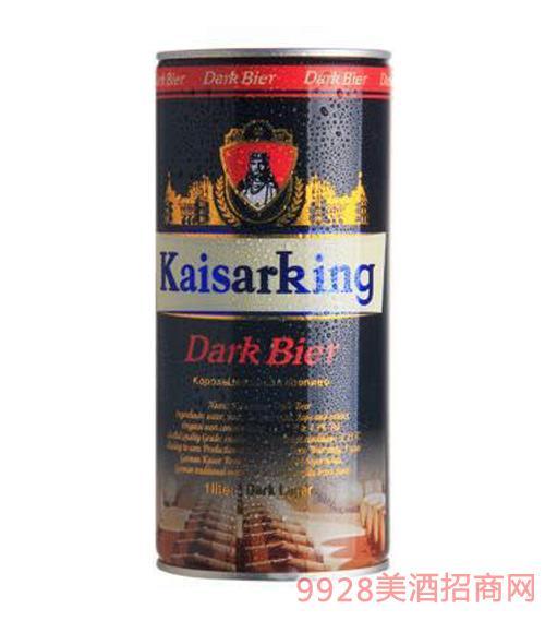 凯撒王黑啤酒12.1°P1L