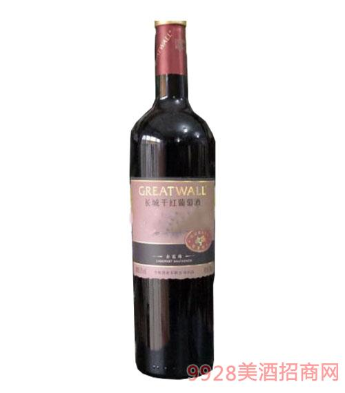 中粮长城龙山山谷解百纳葡萄酒