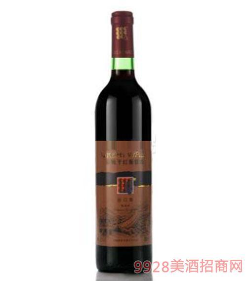 中粮长城出口型蛇龙珠干红葡萄酒