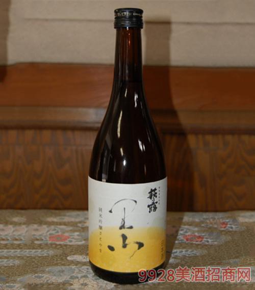 萩乃露黑米酒