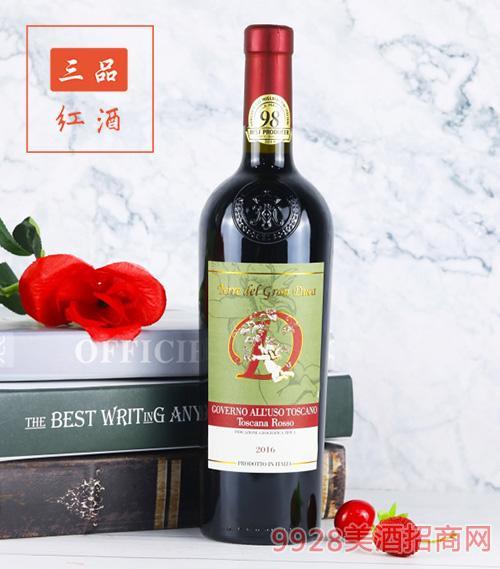 萨诺公爵高维诺干红葡萄酒