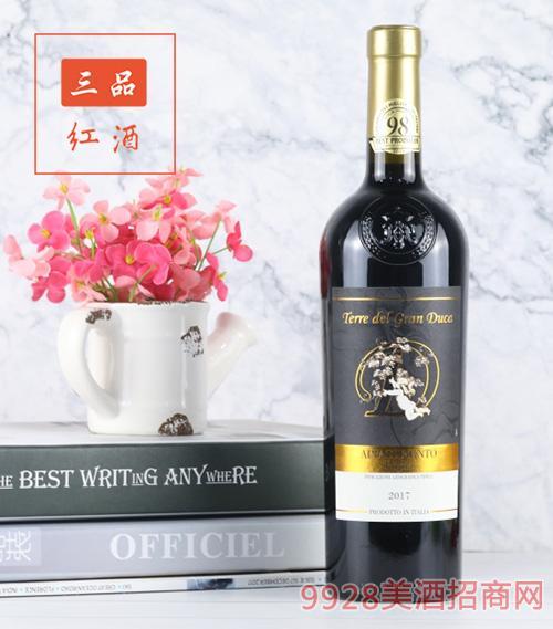 萨诺公爵帕萨诺干红葡萄酒