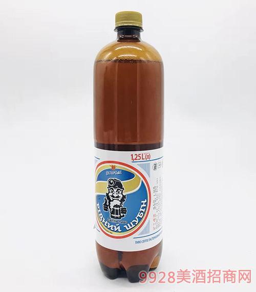 矿工啤酒1.25L
