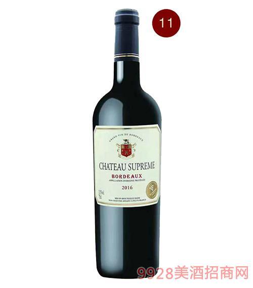 苏比尔传说红葡萄酒13.5度750ml
