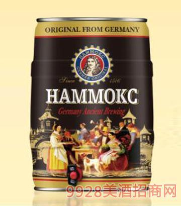 德国汉姆黑啤酒桶装