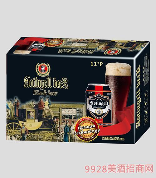 澳丁格尔啤酒箱装330mlx24
