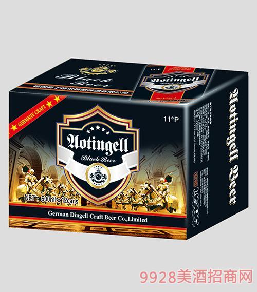 澳丁格尔啤酒箱装500mlx12