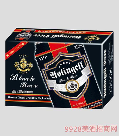 澳丁格尔啤酒4.5度330mlx24
