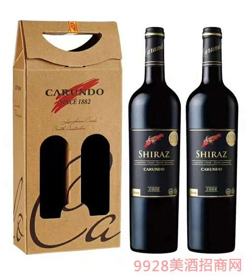 澳洲嘉伦多红酒2008-750ml