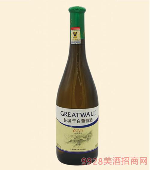 G313金装解百纳干白葡萄酒750ml