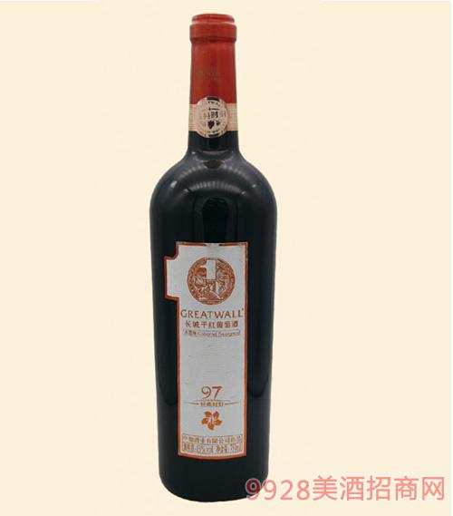 经典时刻97赤霞珠干红葡萄酒750ml